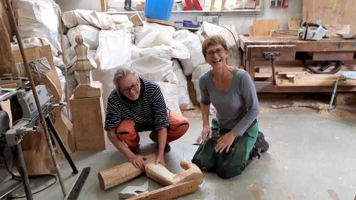 Urlaub Kreativ Kreativurlaub Bildhauerschule